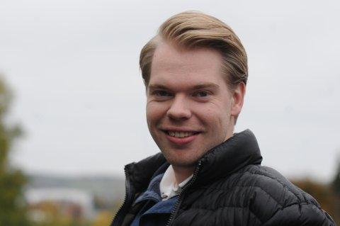 Lasse Skare måtte droppe både skikarrieren og mulige studier i USA etter å ha brukket både leggen og ankelen i alpinbakken i februar.