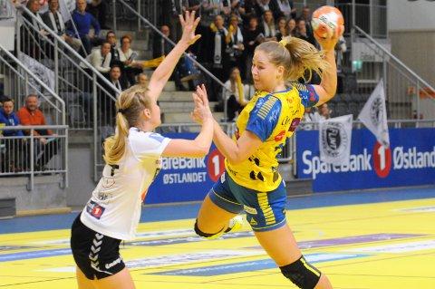 Guro Nestaker scoret 10 mål da Storhamar gikk til gruppespillet i EHF-cupen.