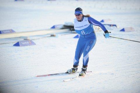 Anne Karen Olsen fra Svea inn til NM-gull nummer to på to dager.