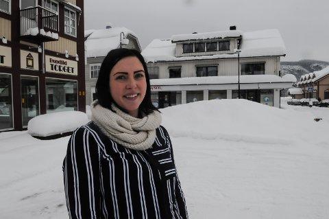 GRÜNDERDRØMMEN: Mia-Andrea Håkerud forsøkte å være hardtarbeidende gründer og småbarnsmor. Det gikk ikke. Foto: Ingvar Skattebu