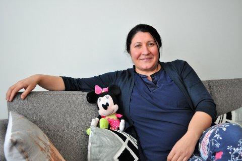 TOK INITIATIV TIL SMÅBARNSTREFF: Narin Ibrahim tok initiativ til småbarnstreff på Gjøvik Frivilligsentral da hun var gravid med sitt første barn. Treffet eksisterer fortsatt.