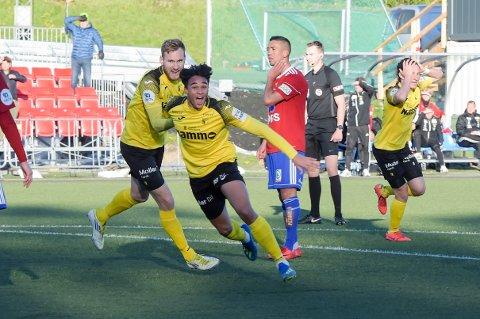 Innbytter Ikhsan Fandi sto for den avgjørende scoringen da Raufoss slo Skeid 3-2 i 1. divisjon søndag.
