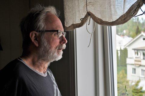 PENSJONSRAN: – Det føles som et pensjonsran, sier Tomas Andersson fra Gjøvik. Etter 40 år som industriarbeider, må han se langt etter AFP-en, fordi han ble rammet av hjerneslag.