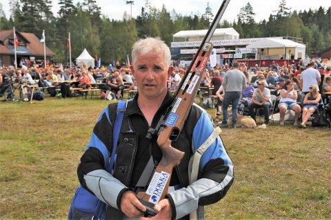 Kai Tore Schjørlien fra Dæhlibygda oppleve marerittet.