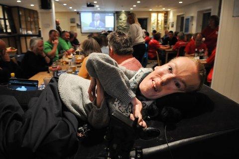 SKUFFET: Torstein Lerhol var svært skuffet etter at velgerne viste ham ryggen.