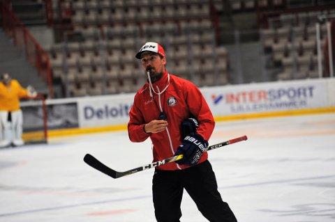 Patrik Bäärnhielm er spent når hockeysesongen blåses i gang lørdag.