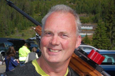 Roger Ottosen satte punktum for skytternes banesesong ved å vinne både Høsttreffen og Tyttebærstevnet.