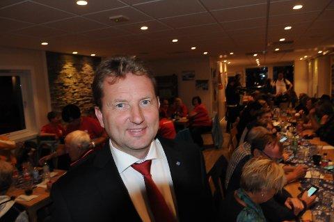 VANG: Vidar Eltun sitter igjen som eneste Ap-ordfører i Valdres.