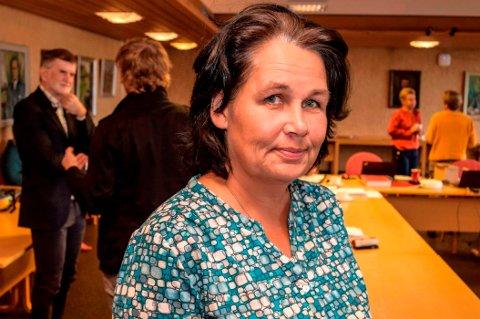 BEKLAGER: Ordfører Anne Hagenborg beklager overfor de pårørende etter at en 78-årig kvinne døde etter feilmedisinering på Hovli sykehjem.