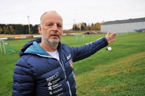 VIL HA NM: Nestleder i skigruppa i Vind IL, Ole Henrik Evensen, har tro på en folkefest som i 2009 med et nytt NM.