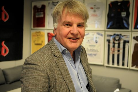 DELER UT: OA-redaktør og daglig leder Erik Sønstelie leder en jury som i løpet av våren skal dele ut 900.000 kroner til lokale lag, foreninger og organisasjoner i Vestoppland.