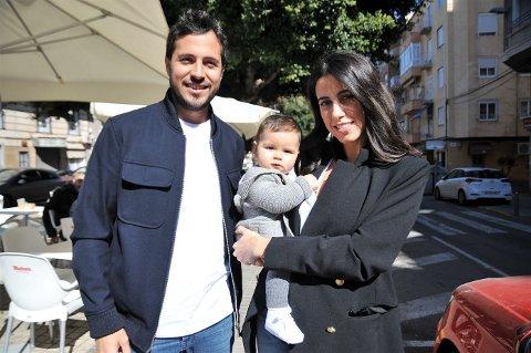 Pachu Martinez Gutierres valgte å flytte hjem til Spania med konta Rossi og sønnen Thiago framfor trenerjobb i Norge.