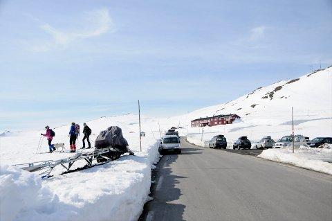 STENGT TIL 1. MAI: Turistforeningene som er tilknyttet DNT Oslo og Omegn stenger alle fjellhyttene fram til 1. mai.