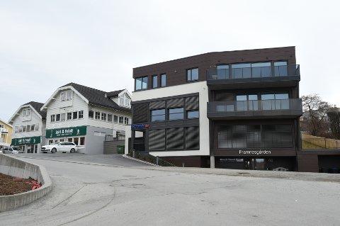 SOLGT: En leilighet i dette bygget på Gjøvik er solgt for 6,5 millioner kroner.