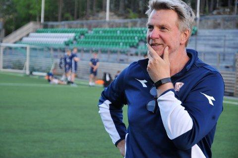 Atle Johannessen er tilbake på Blåbærmyra hvor han har startet arbeidet med å bygge opp igjen en klubb som nådde sitt sportslige bunnivå i 2019.