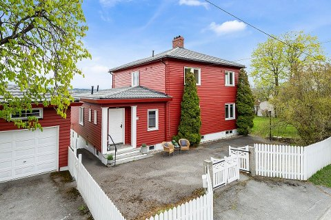 SOLGT: Johan Sverdrups gate 7 ble tidligere denne uken solgt for 9 millioner kroner.