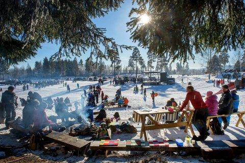"""Årets """"Ski for alle"""" på Øverby skistadion som skulle vært nå i februar, er avlyst på grunn av pandemien."""