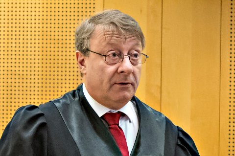 OMSTRIDT: Vidar Strømme i advokatfirmaet Schjødt jobbet hele natta for å stanse den omstridte koronaloven. Han mener en ny dom i Strasbourg svekker argumentene mot å innføre vaksinepass. i Norge