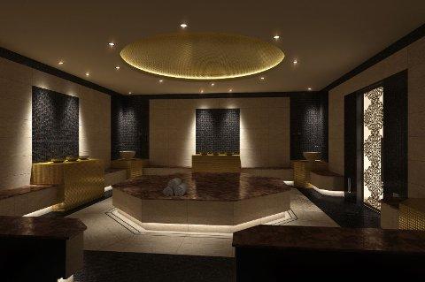 Varme, damp, skrubb og massasje er hjørnesteienene i Hamam, også kalt tyrkisk bad.
