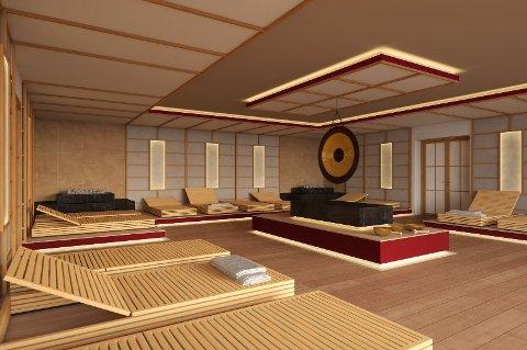 Dette er et japansk meditasjonsrom