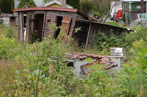 IKKE PENT:14 av de rundt 50 tipsene som forsøpling og forurensning i Ski kommune gjelder Gjevik-området.