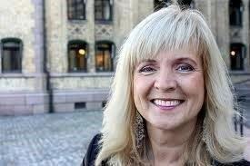 SPØR OM STØY: Gunvor Eldegard (Ap) har lvert to skriftlige spørsmål til justisministeren i sommer, og fått svar.