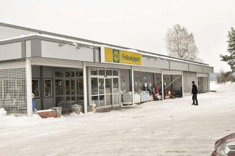 HAGESENTER: Felleskjøpet utvider tilbudet med hagesenter på Holstad.