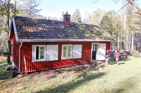 DØLERUD: Også Dølerud er blitt et populært turmål for mange etter at den åpnet i november 2015.