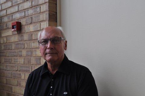 BEKYMRET FOR RISIKO: Tom Romerud fra Ski er bekymret for kreftrisiko og medisinmangel