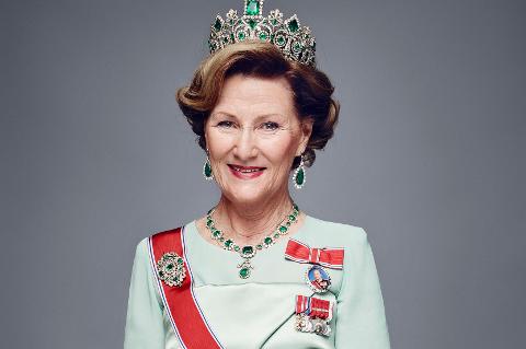 Hennes Majestet Dronningen kommer til Oscarsborg den 21. august for å se forestillingen Aida.