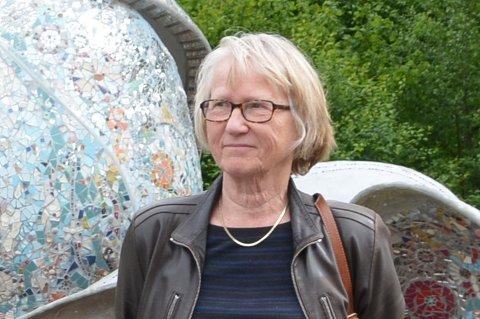 SVARER TØNNES: Venstre-politiker Inger Johanne Bjørnstad.