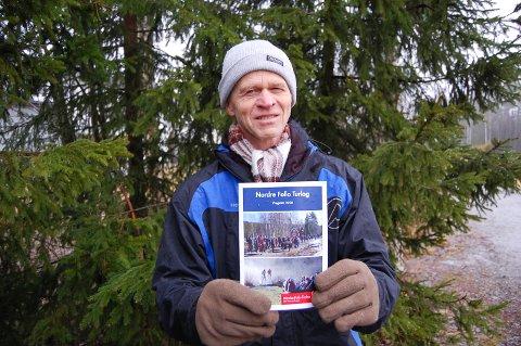 BLI MED PÅ TUR: Nordre Follo turlag kan invitere til over hundre fellesturer i 2020, forteller leder Harald Bøhn.