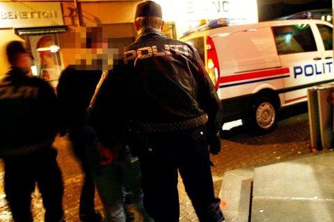 NULL UTELIV: Det begynner å bli lenge siden politiet brukte tid og krefter på utelivsproblematikk.