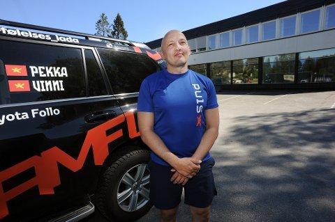 NYTT: Pekka Lundefaret har planer om nok et treningssenter til neste år.