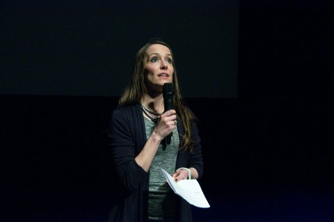 Frelst: Camilla K. Maktabi leder Kostreform for bedre helse Vestfold og føler hun har fått et nytt liv med lavkarbodietten. Foto: Bendik Løve
