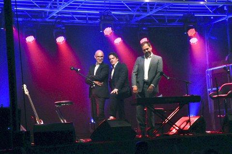 Humorister: Gisle Børge Styve Trio, bestående av Helge Harstad, Gisle Børge Styve og Per Willy Aaserud er en morsom musikalsk opplevelse.