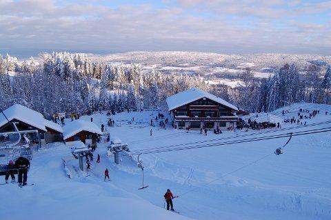 Kan produsere snø: Kuldegradene er på plass, men det er ikke en nye eier av Svarstad skisenter. Fortsatt er det mange ubesvarte spørsmål.