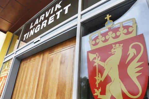 Samfunnsstraff: Larvik-mannen har vært til rusbehandling og den positive utviklingen han har hatt, resulterte i at han fikk 420 timers samfunnsstraff, og ikke  fengselsstraff, da han møtte i Larvik tingrett nylig. Arkivfoto