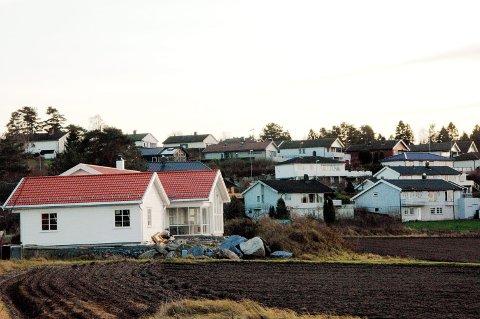 Amundrødfeltet ved Helgeroa