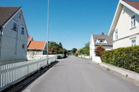 Fogs gate, Byskogen
