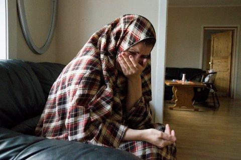 Naifa Khlil Holwa håper norske myndigheter tar ansvar for barna som er kidnappet av den voldlige faren til Emiratene.
