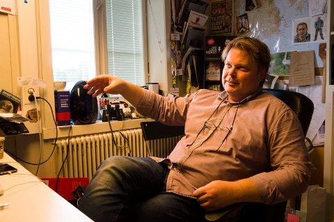 I januar starter filminnspillingen om William Wisting, hovedpersonen til Jørn Lier Horst.