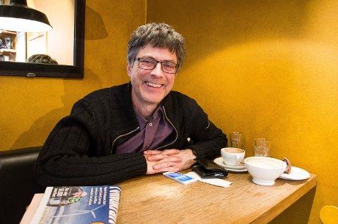 Klimapsykolog Per Espen Stoknes