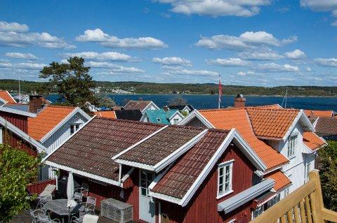 FIBER: Canal digital Kabel bygger ut fibernett i Helgeroa og Nevlunghavn.