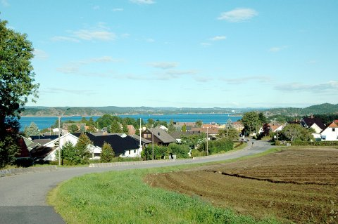 Krabbegata, Helgeroa