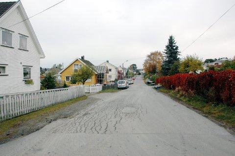 Nordlyveien, Østre Halsen *** Local Caption ***