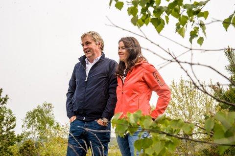 Sammen for livet: Dag Erik Pedersen og Ania Veliz har hatt tøffe dager etter at familien ble rammet av kreft. Nå er det viktigere enn noen gang å gjennomføre årets sykkeltur - Granfondo Don Pedro.