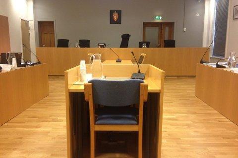 IKKE NØDVERGE: Retten var enig i at tiltalte handlet i nødverge, helt til motparten gikk i bakken.