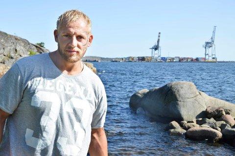 Siktet: Badboy-forfatter og spydspiss i arbeidet med eksfanger, Trond Einar Frednes,er fengslet og siktet for å falle tilbake til gamle synder.