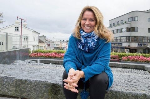FEIRER HAVET: Beate Bjørge, daglig leder ved Heyerdahl-instituttet.